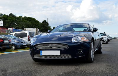 AC61 • Jaguar XKR (X150) coupé '06