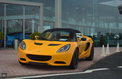AE62 • Lotus Elise S3 Club Racer '15