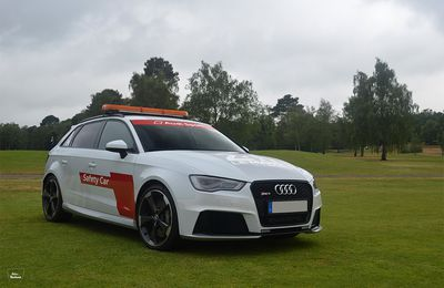 AG89 • Audi RS3 (8V) Sportback Safety car '15