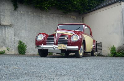 '39 Rosengart Super Traction LR539