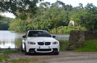 '09 BMW M3 (E92) coupé