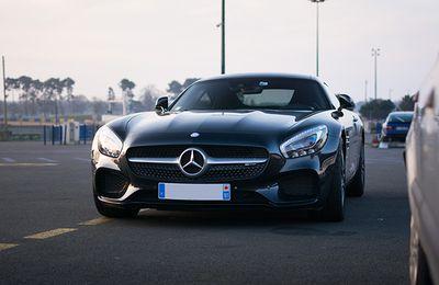 '15 Mercedes-Benz AMG GT S (C190)