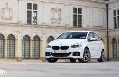 BMW 225xe Active Tourer : le monospace dynamique