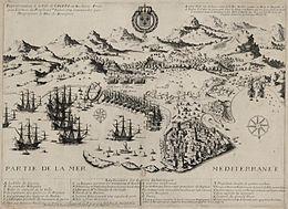 Octobre 1664, première guerre d'Algérie. A Jijel, le roi Louis XIV essuie une déroute militaire ignominieuse