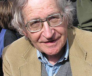 """8 novembre 2016. """"Une des plus importante date de l'histoire humaine"""", selon Noam Chomsky"""
