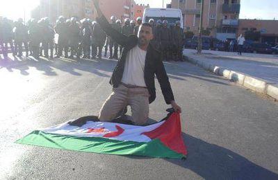 Sahara occidental. RAPPEL A L'ORDRE