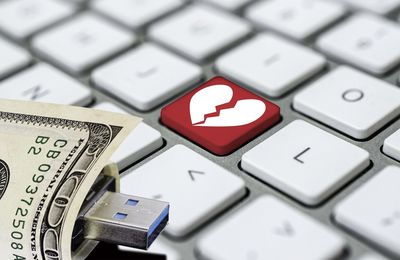 Les arnaques aux sentiments sur internet: attention au romance scam