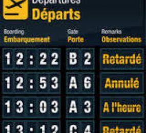 Droit à indemnisation des passagers si la compagnie aérienne ne peut pas prouver qu'ils ont été informés à temps de l'annulation du vol