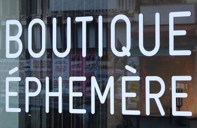 Ouvrir une pop-up store peut conduire en correctionnelle: une boutique éphèmère doit être immatriculée au RCS