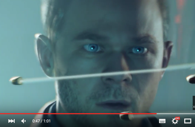 Jeux video: 9 minutes de Gameplay pour Quantum Break #XboxOne et #PC !