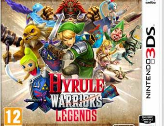 Jeux video: Hyrule Warriors Legends sur 3DS !