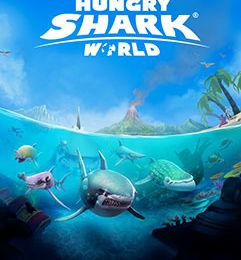 Jeux video: Hungry Shark World est disponible en téléchargement ! #Ubisoft