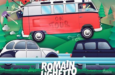#concert : ROMAIN UGHETTO (+ Guests) à PARIS ce SAMEDI !‏