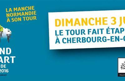Evénement - Tour de France derniers préparatifs a #Cherbourgencotentin #leTouràCherbourg