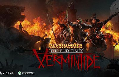 Jeux video: Warhammer Vermintide disponible le 4 octobre sur console !