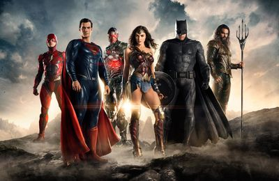 #Cinema : Justice League 2017 - Comic-Con trailer !