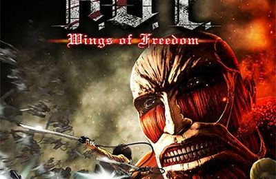jeux video: A.O.T. Wings of Freedom est disponible !
