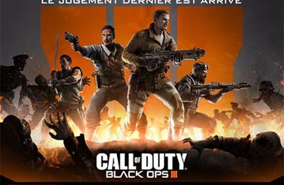 Jeux video: Call of Duty : Black Ops III Salvation sur #PS4 le 6 septembre !