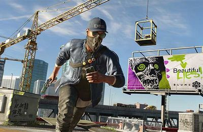 Jeux video: 20 minutes de Gameplay pour Watch Dogs 2 ! #PS4 #XboxOneS #4K