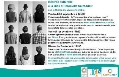 #Calvados : La Bibliothéque de #Hérouville fait sa rentrée !