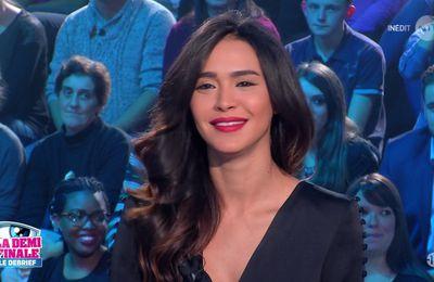 📸 LEILA BEN KHALIFA 💄👄💋 @LeilaBenKhalifa ❤️❤️❤️❤️❤️ ce soir @nt1 @SecretStory_TF1 #SS10 #vuesalatele