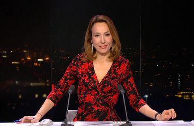 📸17 STEPHANIE ANTOINE @StphAntoine pour PARIS DIRECT ce soir @France24_fr @FRANCE24 #vuesalatele