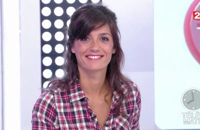 📸8 TANIA YOUNG @telematin @France2tv ce matin #vuesalatele