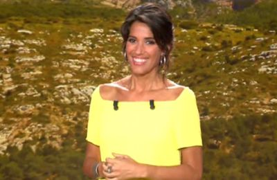 2015 08 14 - LAURIE CHOLEWA pour MY MILLION sur tf1