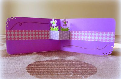"Tutoriel ""Carte pop-up 5 mn"""