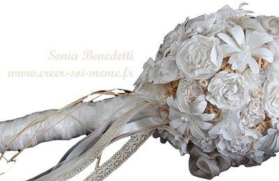 Envie d'un bouquet de mariée éternel?