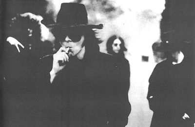 the sisters of mercy, un groupe de rock new-wave anglais des années 1980