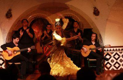 tablaos flamenco, le flamenco comme il s'écoute et s'apprécie en andalousie dans l'intimité des petites tavernes les fameux tablaos