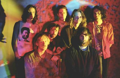 king gizzard and the lizard wizard, un groupe australien qui qualifie leur musique de garage se rapprochant du rock psychédélique