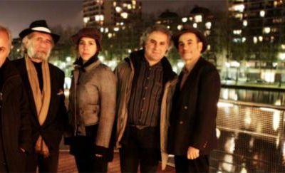 papiers d'arménies, un groupe né voilà 25 ans d'une solide amitié entre les 5 membres tous issus de la diaspora arménienne