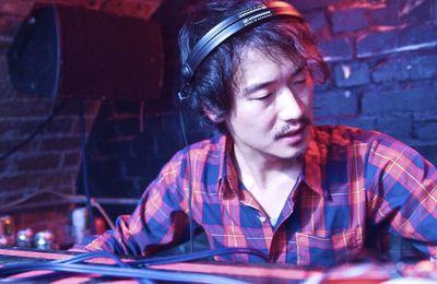 """tomoki tamura, un producteur, dj et patron de label et ex-organisateur des célèbres soirées """"holic"""" à londres"""