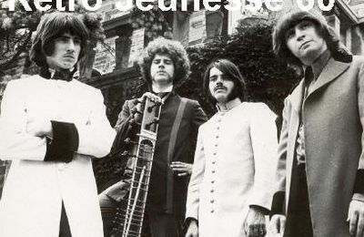 les sinners, un groupe originaire de montréal qui se forme en 1965 influencé par les beatles et les rolling stones