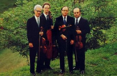 walter levin, un violoniste américain brillant qui s'éteint à 92 ans fondateur du quatuor lasalle, fervent défenseur de la seconde école de vienne