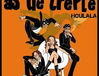 as de trêfle, un groupe de rock acoustique français qui sera actif de 1996 à 2014, un label indépendant la charrette productions