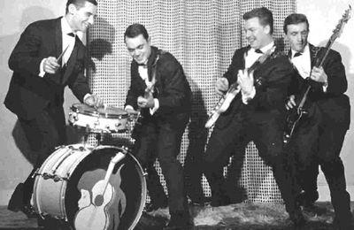 les frangins,un groupe rock-twist bruxellois des années 1960 et 1970 notamment mené par le fondateur georges breval