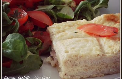 Croque tablette Monsieur