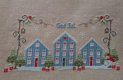 God Jul (brodons Noël)