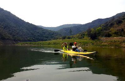 Le canoë-Kayak à Taksebt