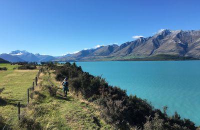 Greenstown track et Elfin Bay Wharf ~ Nouvelle Zélande