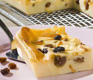 Petite recette facile 6 : Far breton aux pommes et aux raisins
