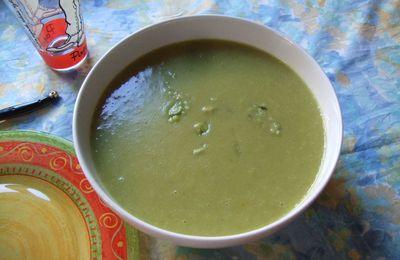 Crème de fèves