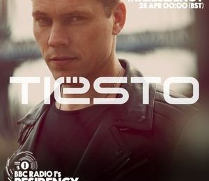 Tiësto BBC Radio 1's Residency 004 | 25 july 2014