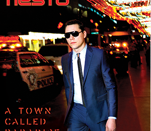 Tiësto album - A Town Called Paradise