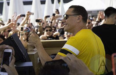 Tiësto photos | Cabana Pool Bar | Toronto, Canada - june 13, 2015