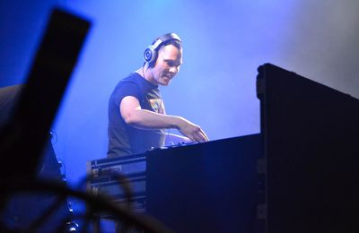 Tiësto photos | Coors Light Birds Nest | Scottsdale, AZ - February 06, 2016