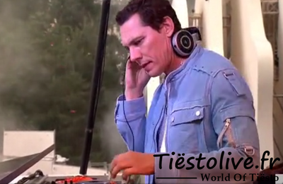 Tiësto Interview - The Flying Dutch, Netherlands - june 04, 2016
